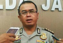 TEPIS PENYERANGAN ULAMA: Frans Barung Mangera, tak ada penyerangan orang gila terhadap ulama di Jatim. | Foto: Ist