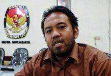 DIDOMINASI PEREMPUAN: Purnomo Satriyo Pringgodigdo, jumlah pemilih potensial di Surabaya didominasi perempuan. | Foto: Ist