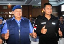TURUN KE JATIM: SBY dan AHY bakal turun ke Jatim untuk 'habis-habisan' memenangkan pasangan Khofifah-Emil Dardak di Pilgub Jatim 2018.   Foto: Ist