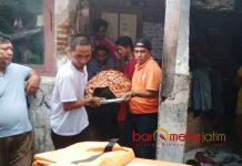 KORBAN MIRAS: Tiga warga Tambaksari, Surabaya meninggal dunia akibat miras oplosan. | Foto: Barometerjatim.com/ENEF MADURY