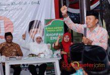 KAWAL SUARA KHOFIFAH-EMIL: Purnawirawan TNI-Polri siap mengawal suara Khofifah-Emil di TPS saat pencoblosan Pilgub Jatim 2018, 27 Juni. | Foto: Barometerjatim.com/ABDILLAH HR