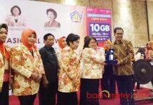 RAKERNAS PERWIRA: Perkumpulan Perempuan Wirausaha Indonesia menggelar Rakernas perdana di Depasar, Bali, 16-17 April 2018. | Foto: Barometerjatim.com/WINNIE