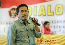 TERAFILIASI ISIS: Ali Fauzi, pelaku teror bom di Surabaya bisa jadi jaringan baru yang terafiliasi dengan ISIS. | Foto: Barometerjatim.com/ HAMIM ANWAR