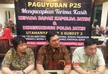 BANTAH REKAYASA: Korban apartemen Sipoa membantah tudingan kalau laporannya ke Polda Jatim rekayasa. | FOTO: Barometerjatim.com/ABDILLAH HR