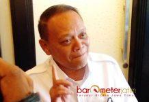 SIAPKAN OP-BAZAR MURAH: Saiful Hasan, siapkan operasi pasar dan bazar murah untuk menekan laju harga daging ayam dan telor. | Foto: Barometerjatim.com/ABDILLAH HR