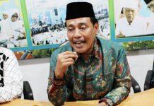 KOMITMEN NU: KH Hasan Mutawakkil 'Alallah, NU terus berkomitmen menjadikan Jatim sebagai barometer keamanan nasional. | Foto: Barometerjatim.com/ABDILLAH HR