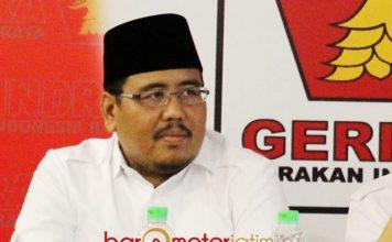 KEKUATAN PARPOL: Anwar Sadad, berharap PWNU Jatim menjadi pengayom semua elemen masyarakat, termasuk kekuatan Parpol. | Foto: Barometerjatim.com/ROY HASIBUAN