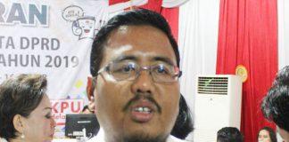 TEPIS TUDUHAN: Anwar Sadad, Partai Gerindra tak ada masalah komunikasi dengan kiai NU maupun Nahdliyin. | Foto: Barometerjatim.com/ROY HASIBUAN