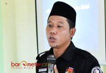 PKPI ABSEN DI PILEG 2019: MH Fathurrohman, PKPI Lamongan tidak ikut bertarung di Pileg 2018 karena tidak mendaftarkan Bacaleg. | Foto: Barometerjatim.com/HAMIEM ANWAR