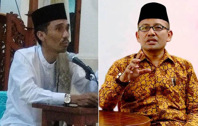 LAYAK PIMPIN PWNU JATIM: Dr Muhibbin Zuhri (kiri) dan Prof Akh Muzakki, sosok intelektual kampus yang dinilai layak memimpin PWNU Jatim. | Foto: IST