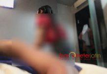 PIJAT PLUS: Salah satu tempat pijat dan spa di kawasan Kedungdoro Surabaya. Pelanggan bisa berapa saja dengan theraphis. | Foto: Barometerjatim.com/ABDILLAH HR