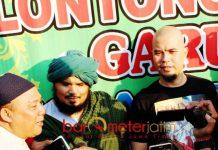 SURABAYA MILIK SEMUA ORANG: Ahmad Dhani bersama relawan #2019GantiPresiden, Surabaya milik semua orang, bukan hanya sekelompok orang. | Foto: Barometerjatim.com/ROY HASIBUAN