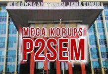 TUNGGU TERSANGKA BARU: Kejati Jatim, kapan tersangka baru kasus korupsi P2SEM ditetapkan? | Foto: IST