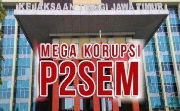 TUNGGU TERSANGKA BARU: Kejati Jatim, kapan tersangka baru kasus korupsi P2SEM ditetapkan?   Foto: IST