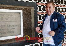 PEMACU PRESTASI: Maruli Hutagalung, penyelamatan Gelora Pancasila momen pemacu prestasi olahraga di Jatim, khususnya Surabaya. | Foto: Barometerjatim.com/NANTHA LINTANG