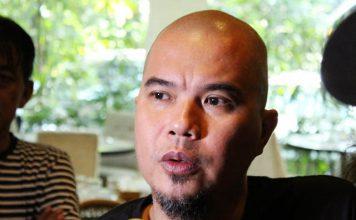 BUKAN PIDANA: Ahmad Dhani, kasusnya terkait utang piutang dihentikan Polda Jatim karena masuk ranah perdata, bukan pidana. | Foto: Barometerjatim.com/NATHA LINTANG