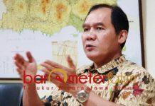 TAK TERGERUS: Bambang Haryo, 'gorengan' soal tampang Boyolali tak akan menggerus popularitas Prabowo.   Foto: Barometerjatim.com/WIRA HARLIJADI