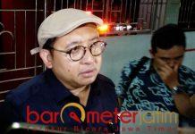 Fadli Zon, perkara Dhani bagian dari operasi politik dari politik lawan. | Foto: Barometerjatim.com/natha lintang
