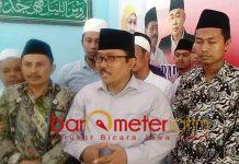 Rakor dan Konsolidasi JKSN se-Madura di Bangkalan, Kamis (31/1). | Foto: Barometerjatim.com/roy hs