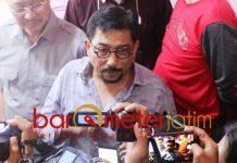 Machfud Arifin, Dhani jangan clometan kalau tak mau masuk penjara. | Foto: Barometerjatim.com/roy has
