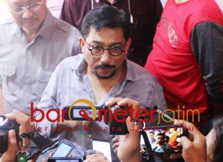 Machfud Arifin, Dhani jangan clometan kalau tak mau masuk penjara.   Foto: Barometerjatim.com/roy has